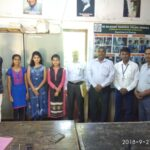 Visit of Dr. C. B. Pandit and Captain Dr. Basugde for the guidance of NAAC preparations